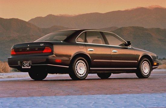 historia de la marca de coches infiniti -- autobild.es