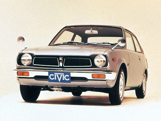 Historia de la marca de coches honda for Where are honda civics made