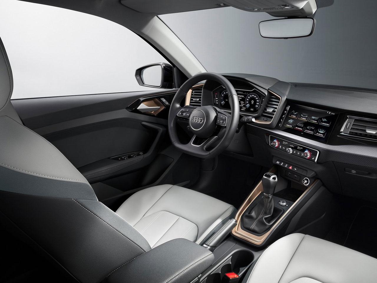 Interior Audi A1