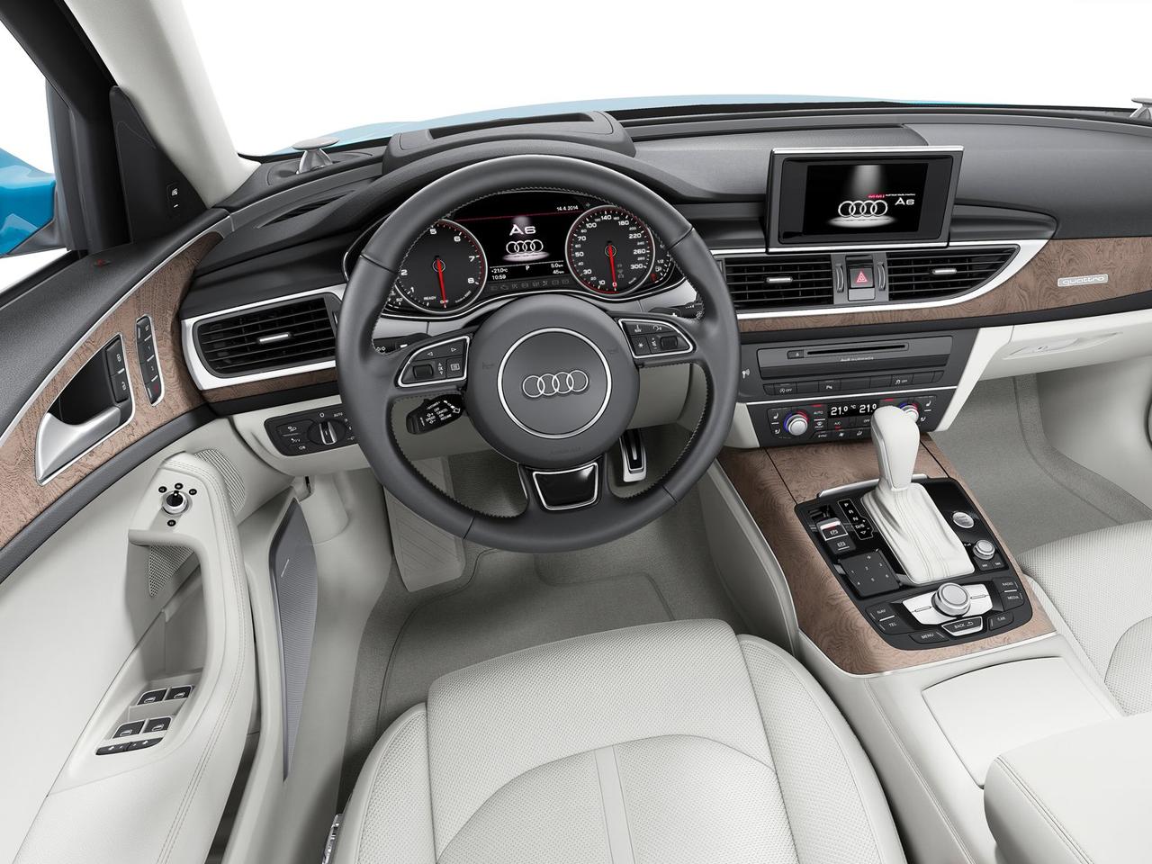 Interior Audi A6