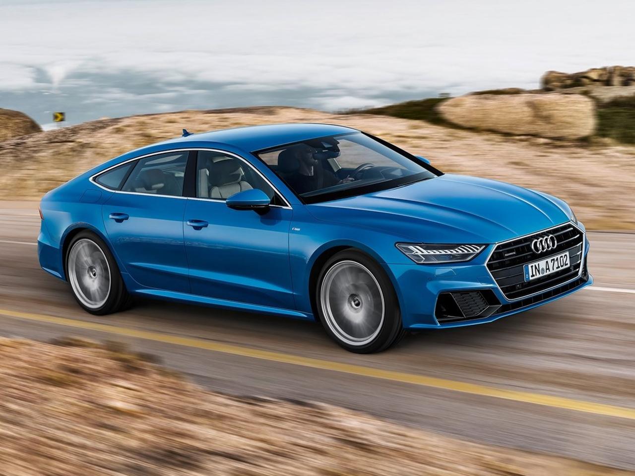 Audi A7 Sportback exterior