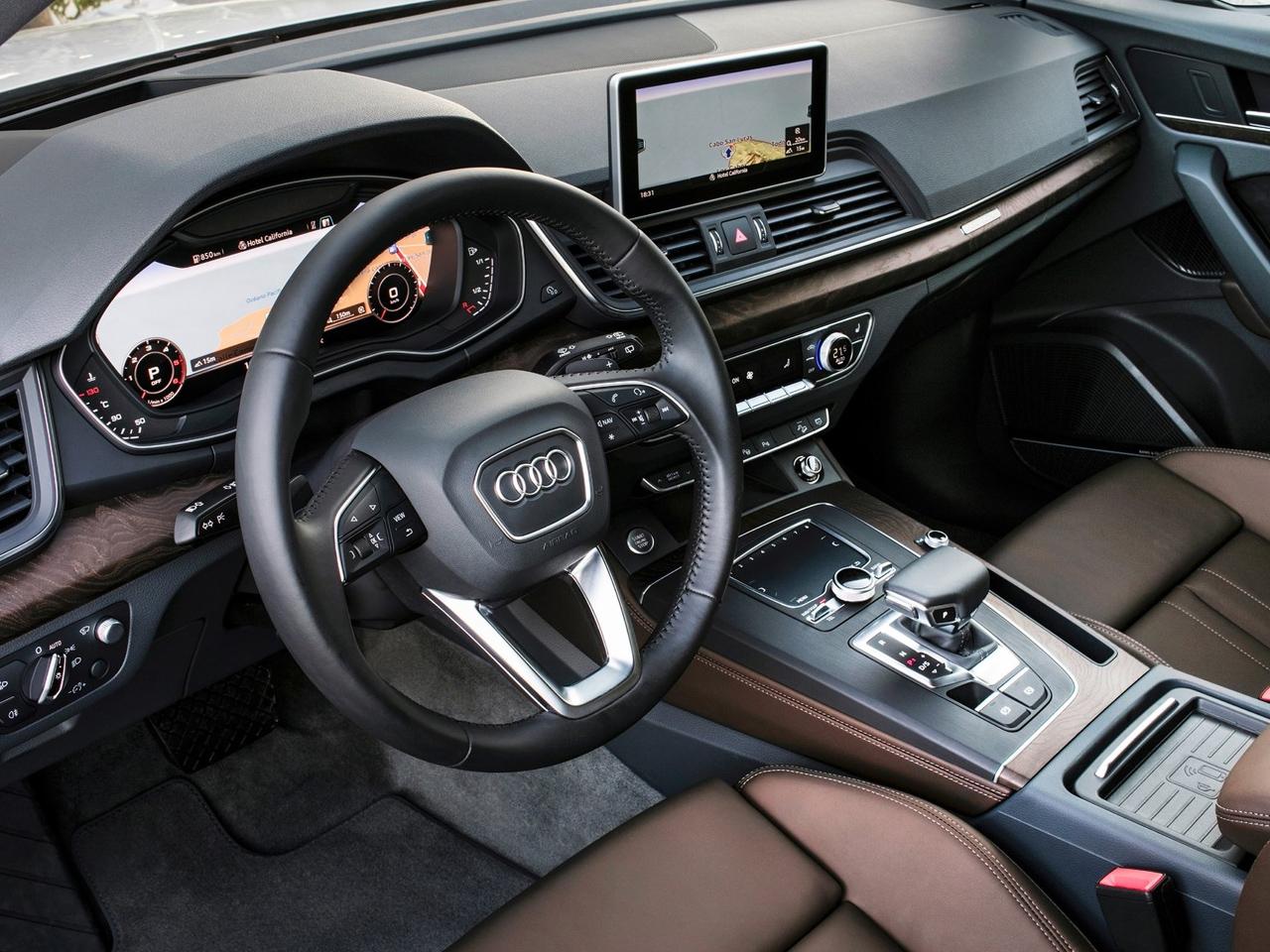 Interior Audi Q5