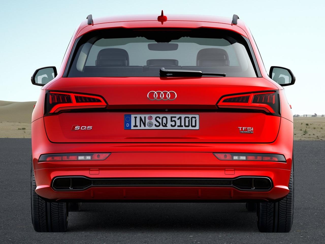 Trasera Audi SQ5