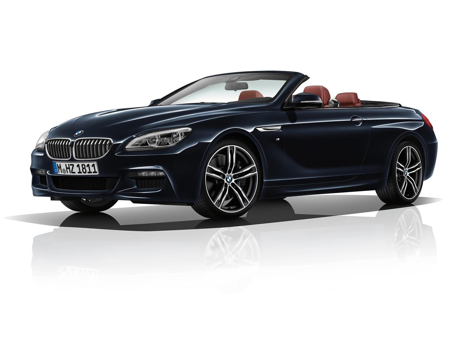 Frontal BMW Serie 6 Cabrio