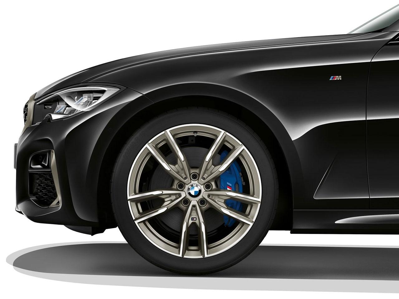 Detalle BMW Serie 3