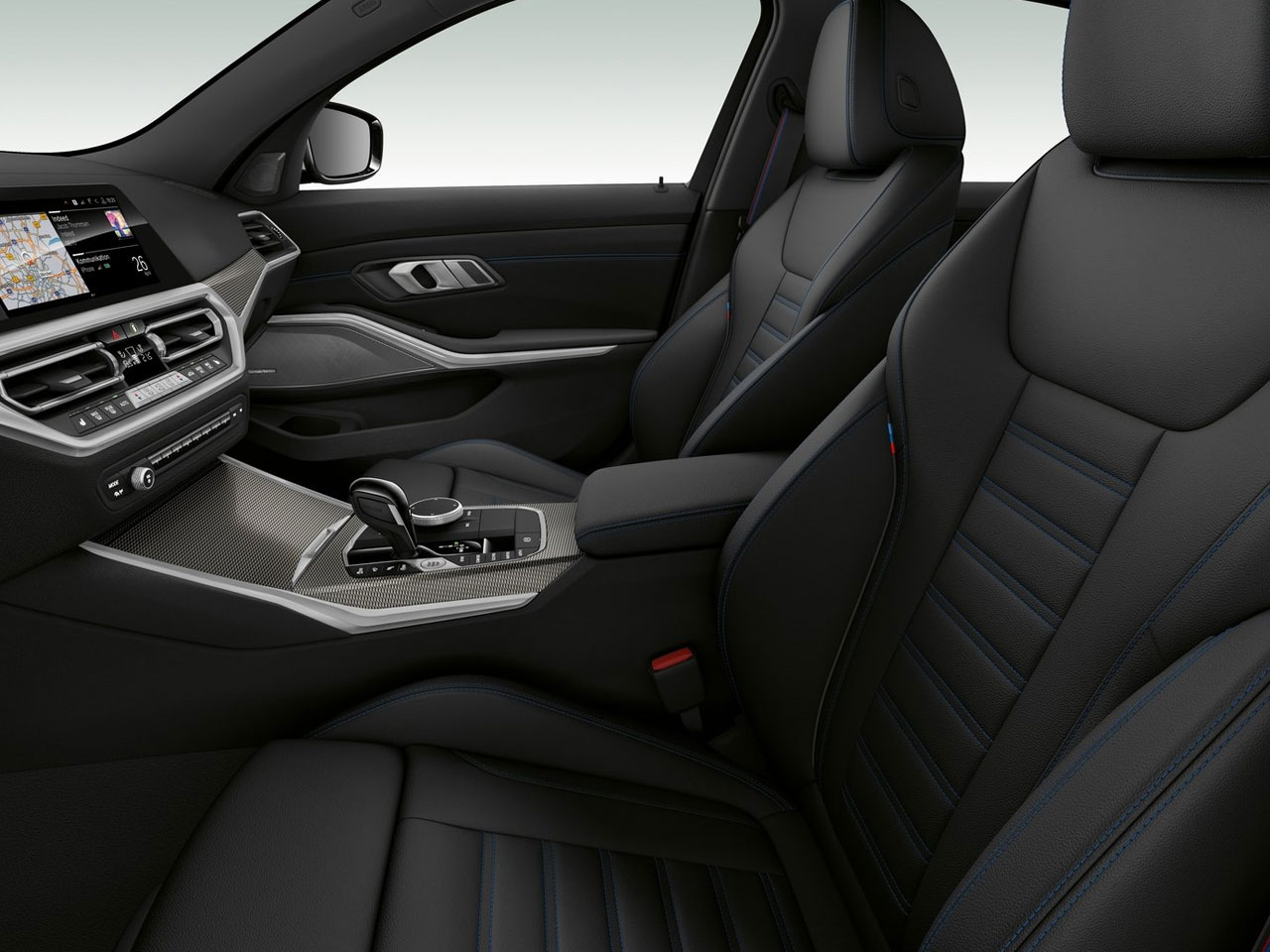 Interior BMW Serie 3