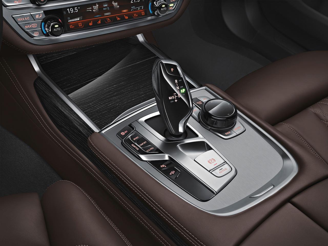 Interior BMW Serie 7