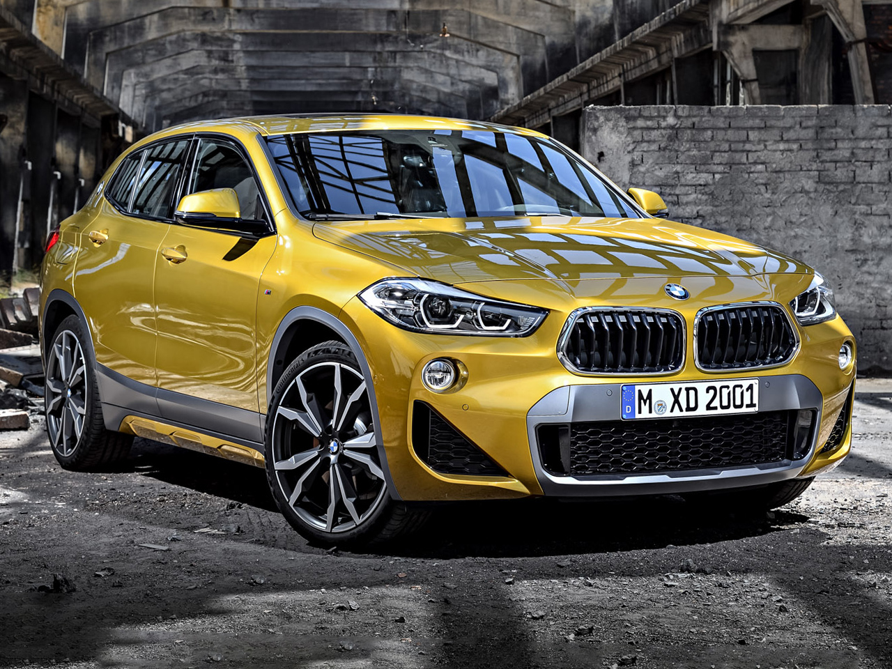 Exterior BMW X2