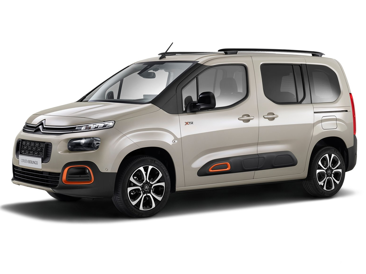 Lateral Citroen Berlingo