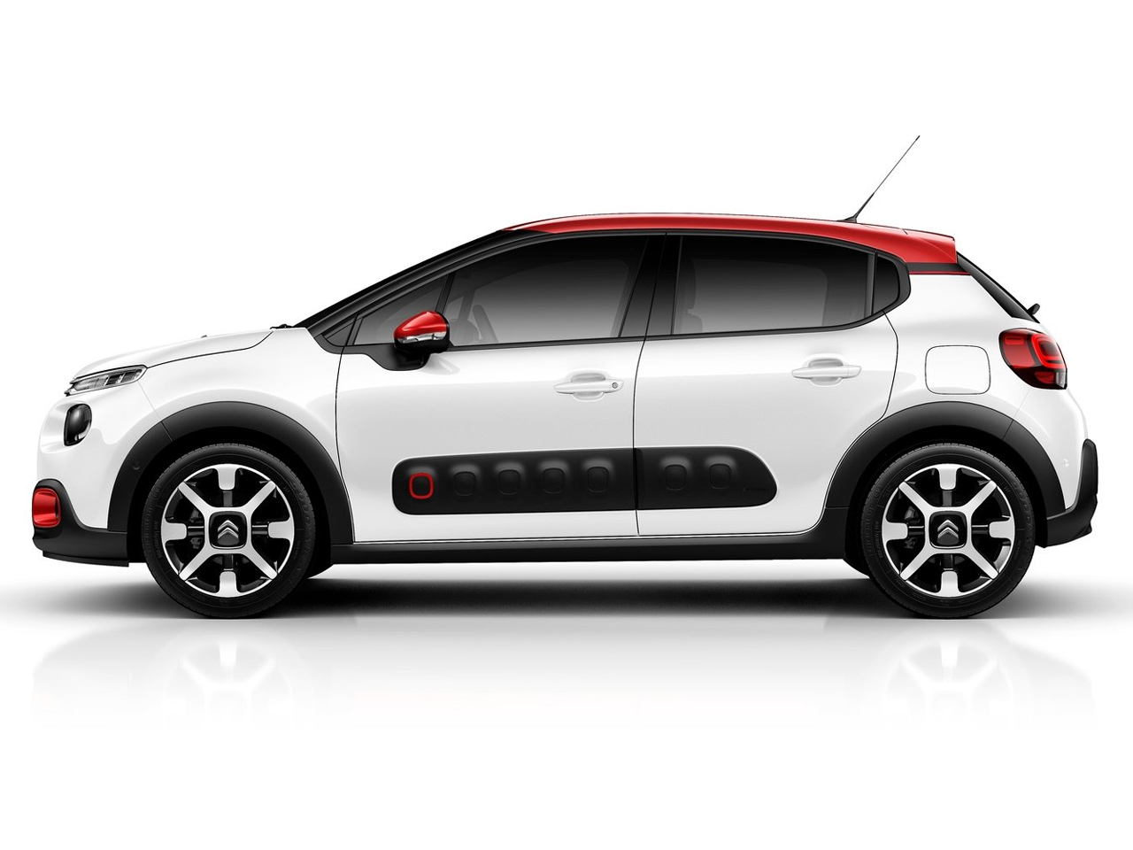 Lateral Citroen C3