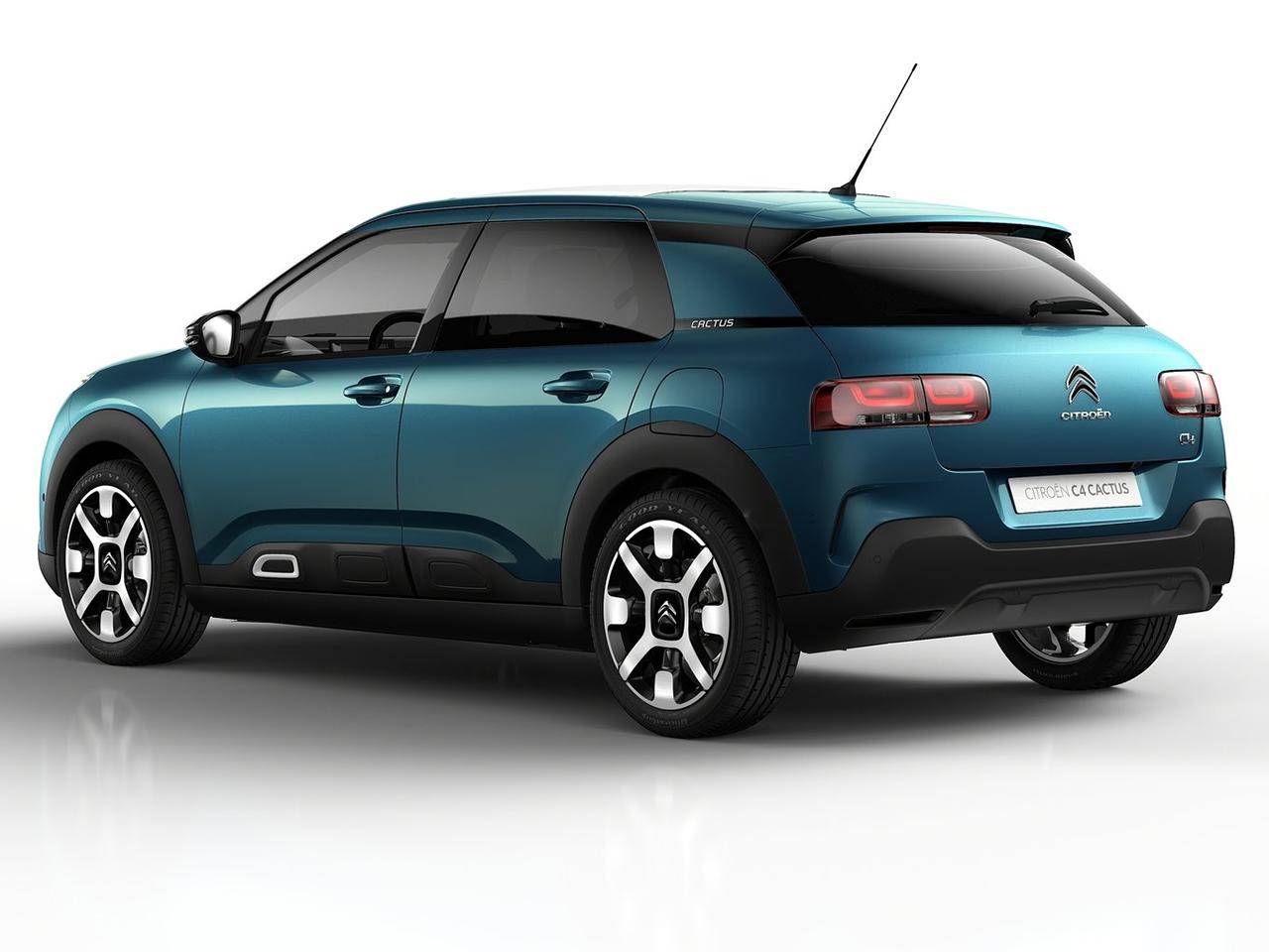 Citroën C4 Cactus exterior