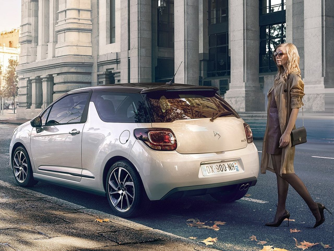 Trasera DS3