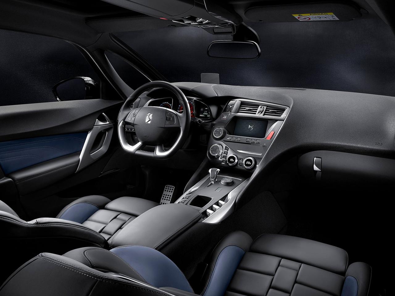 Interior DS5