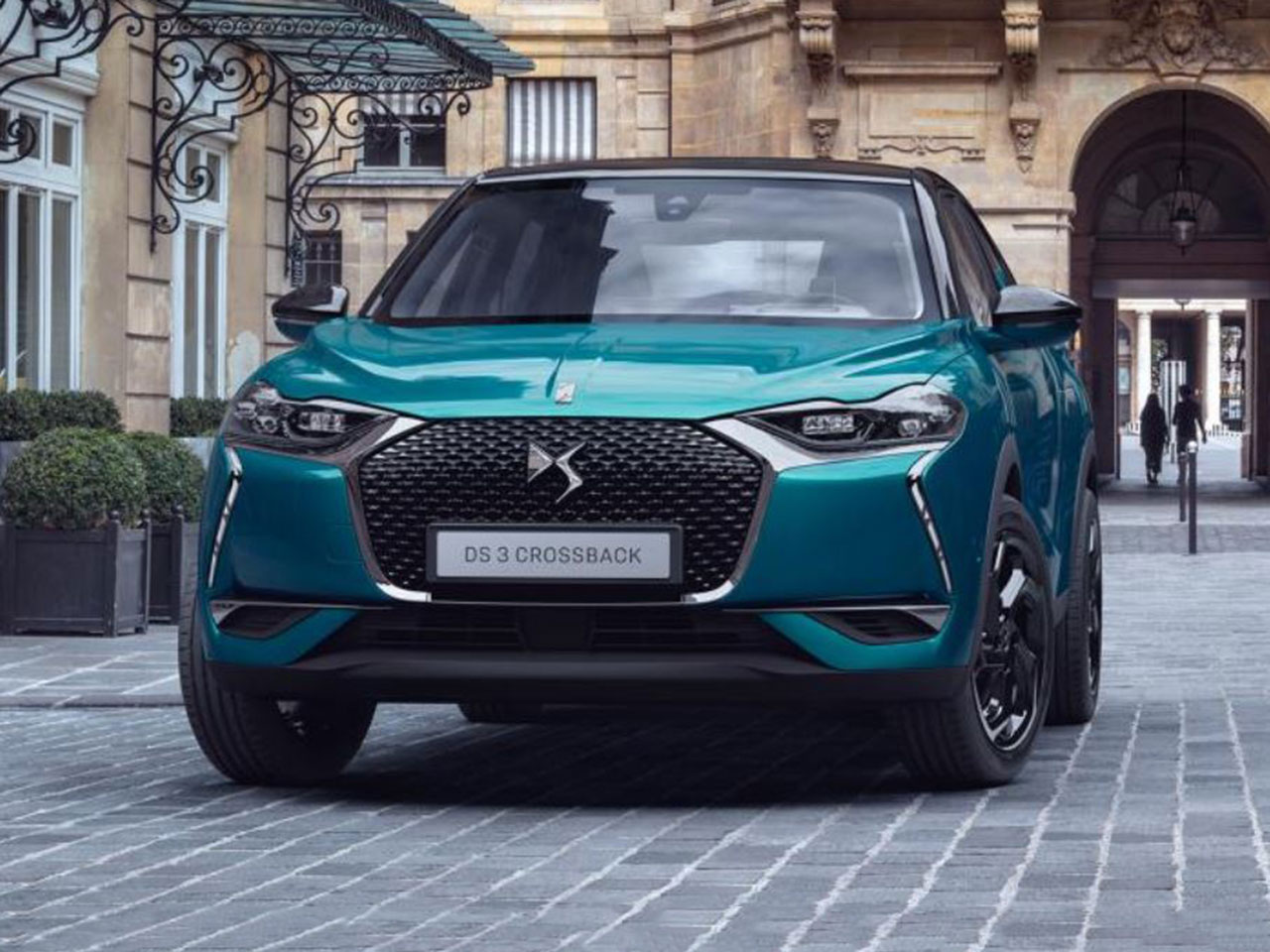 Frontal DS3 Crossback