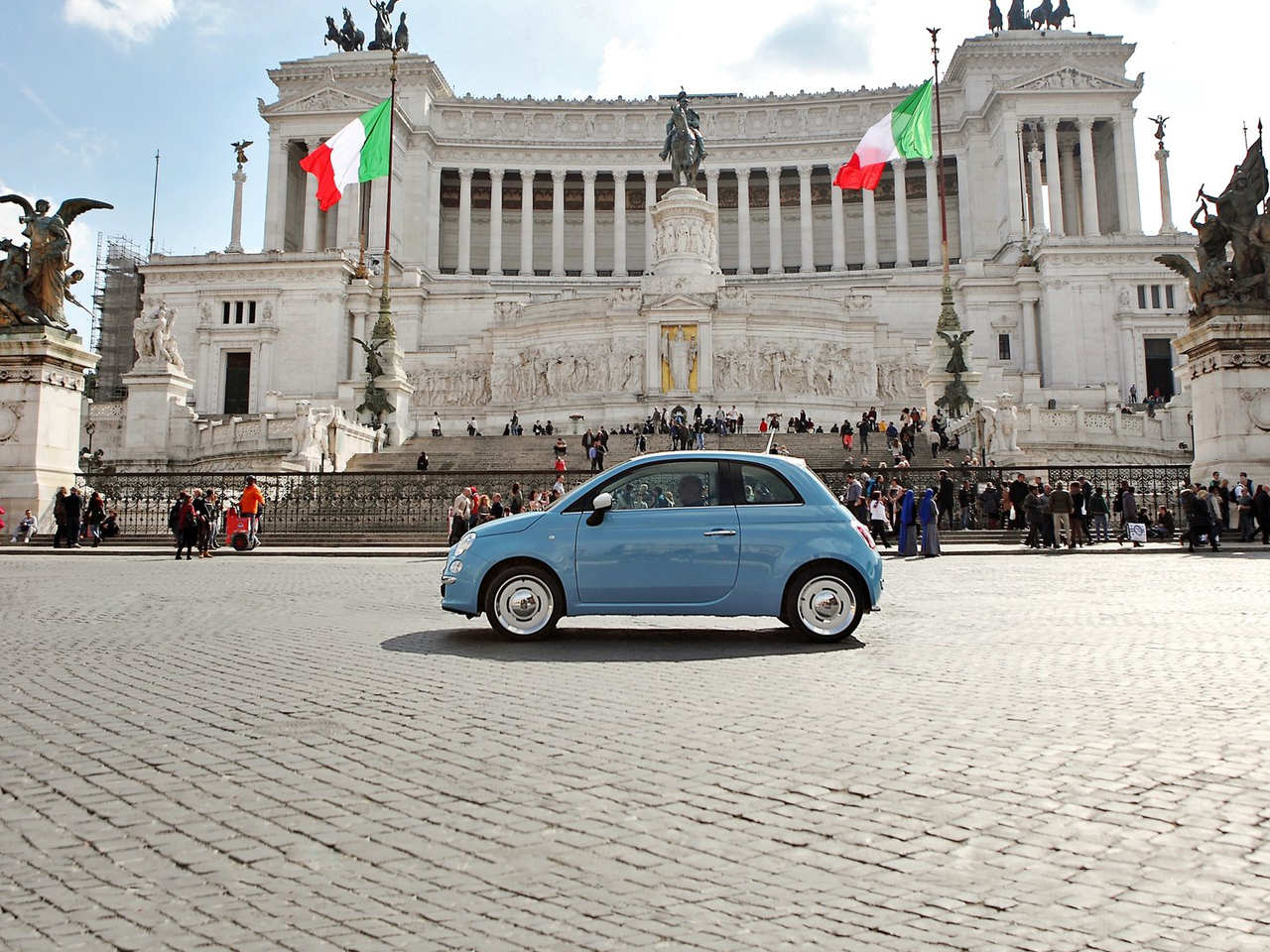 Lateral Fiat 500