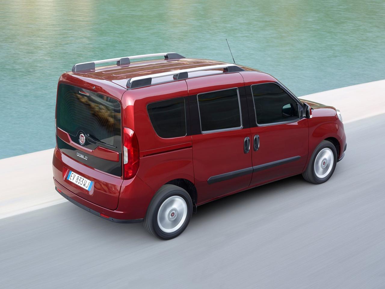 Lateral Fiat Doblo