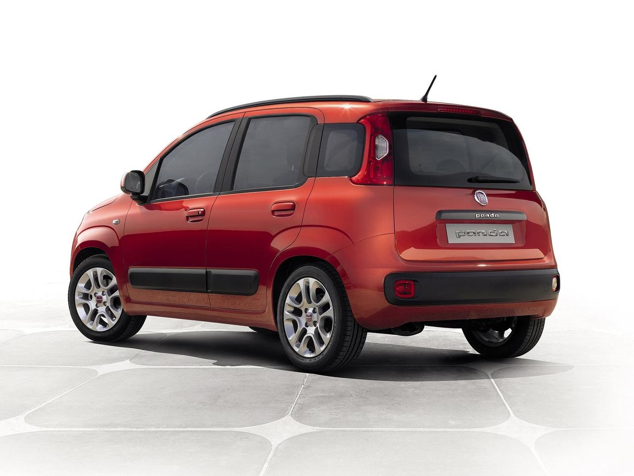 Trasera Fiat Panda