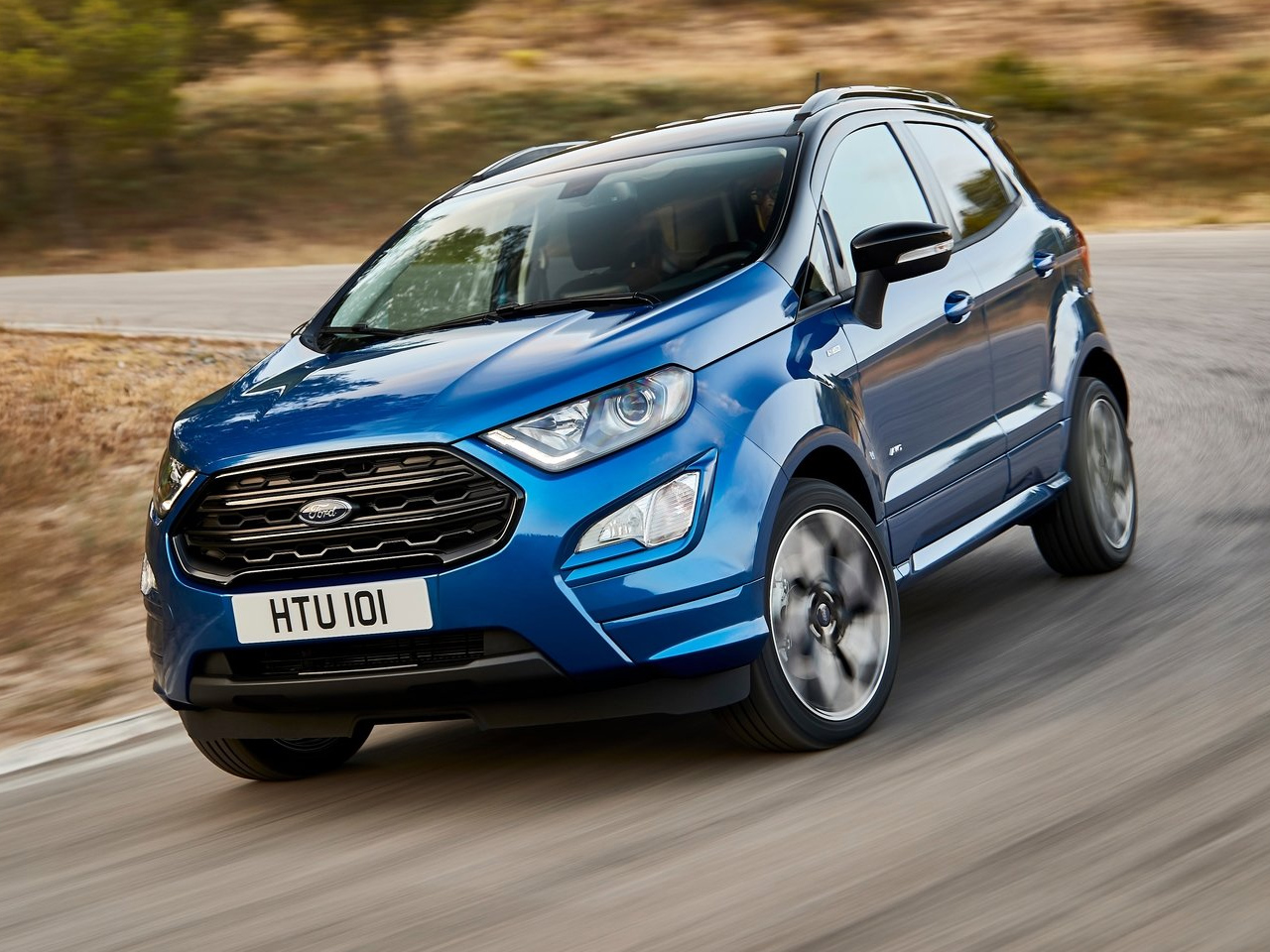 Frontal Ford EcoSport