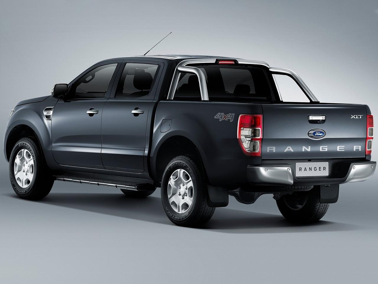 Ford Ranger exterior