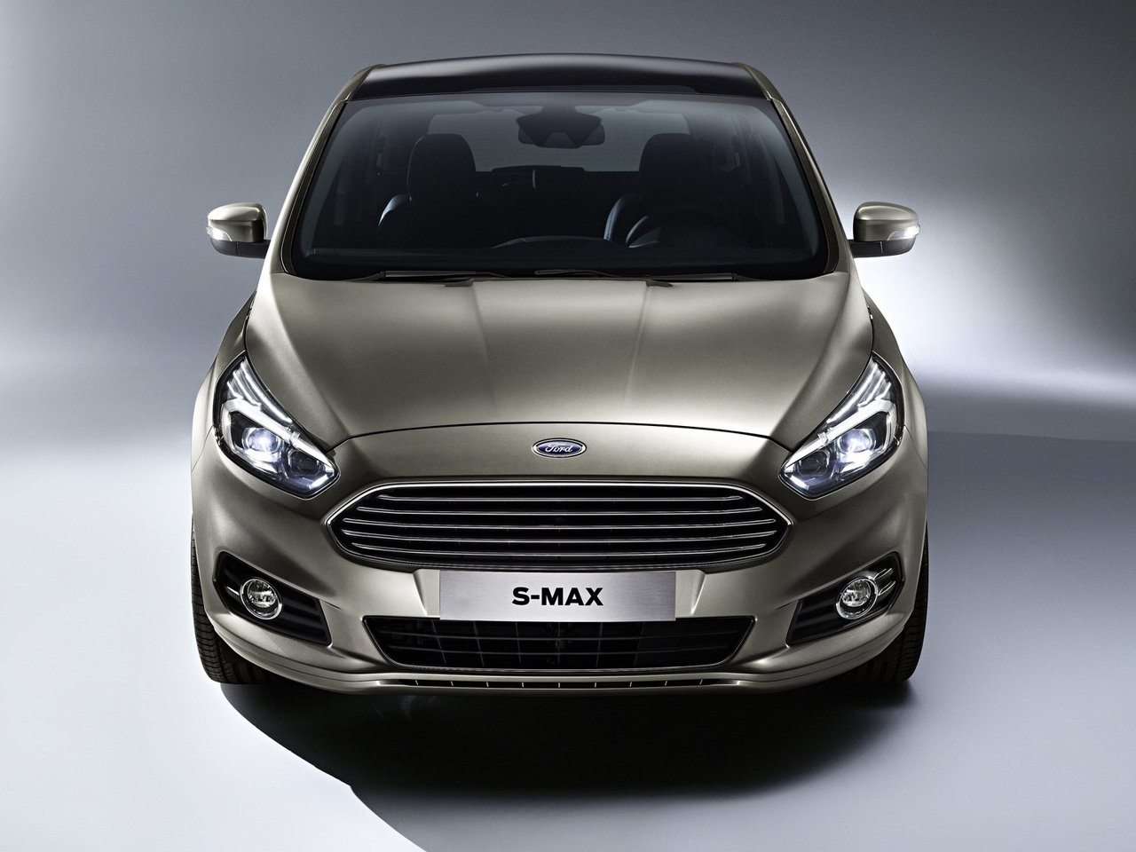 Frontal Ford S-Max