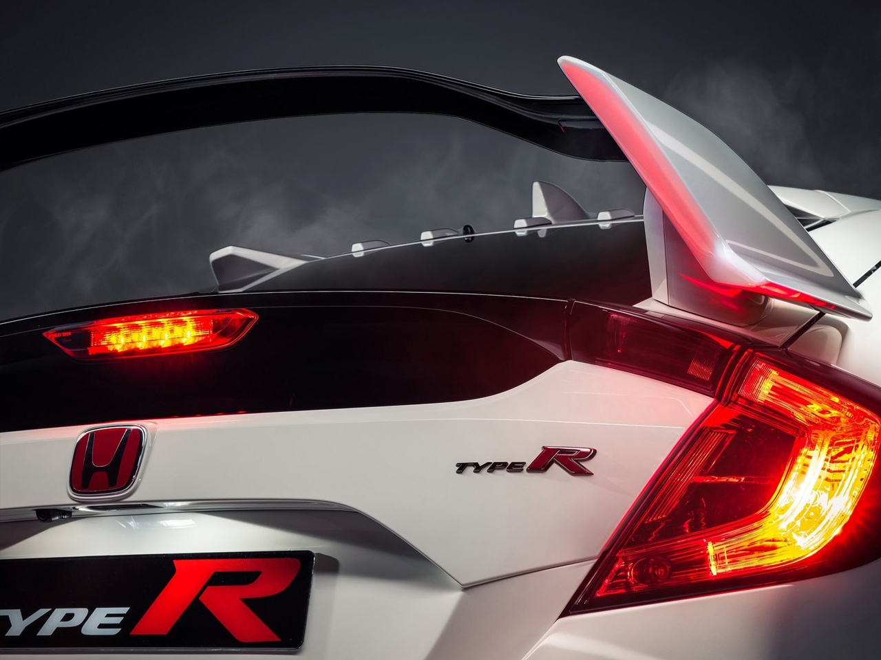 Detalle Honda Civic Type R