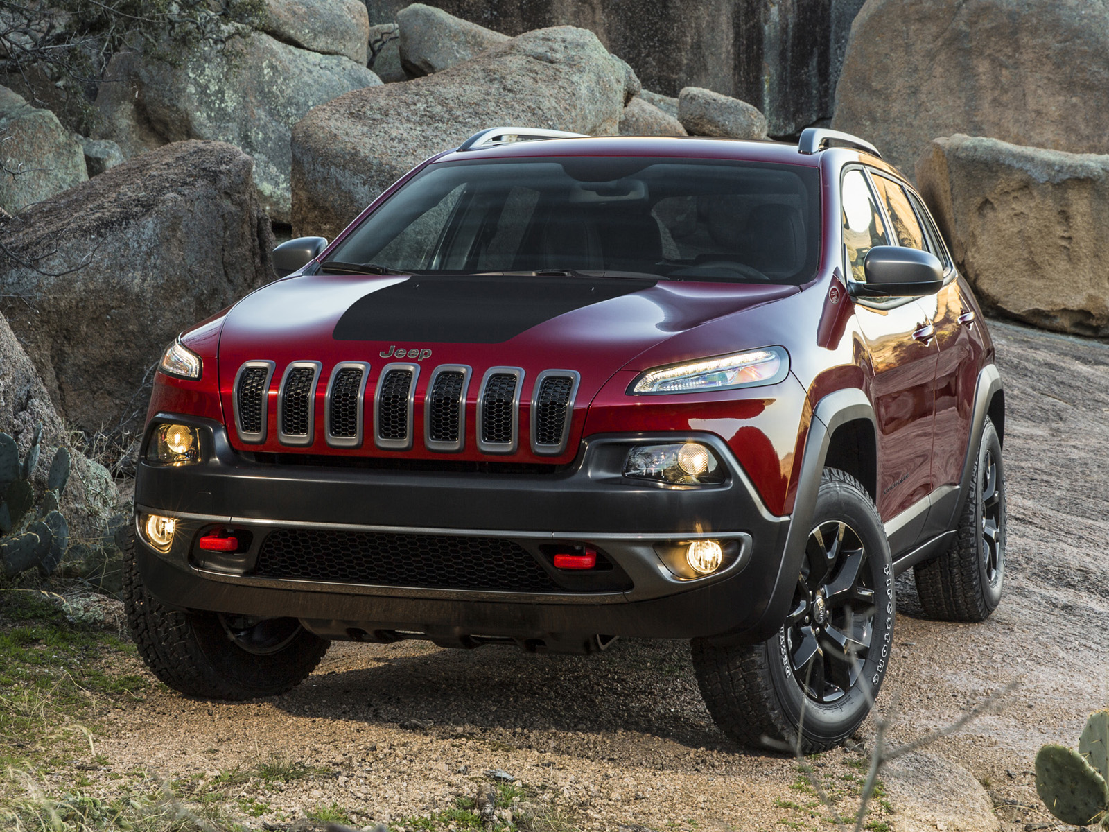jeep cherokee frontal