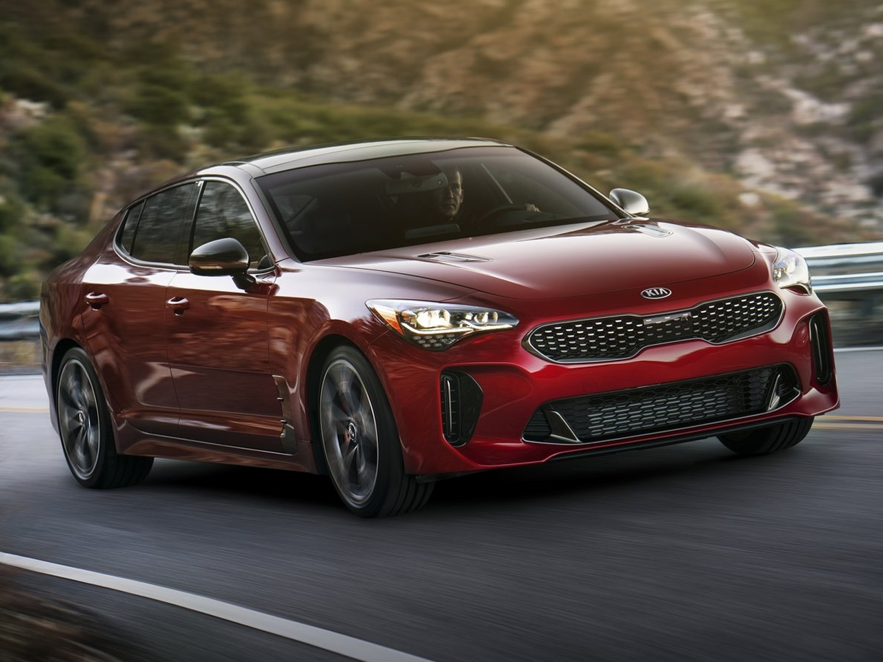 2020 Kia Gt Coupe Redesign and Concept