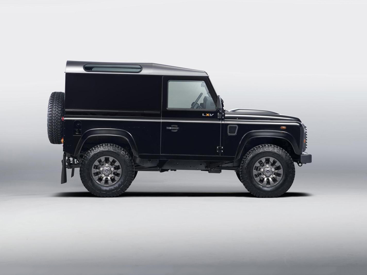 Lateral Land Rover Defender 90