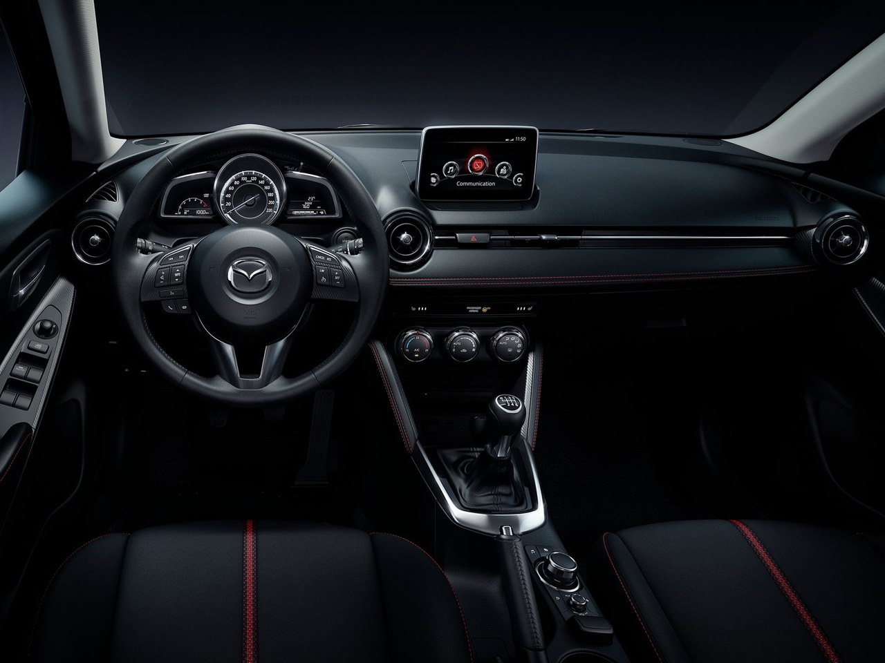Interior Mazda2