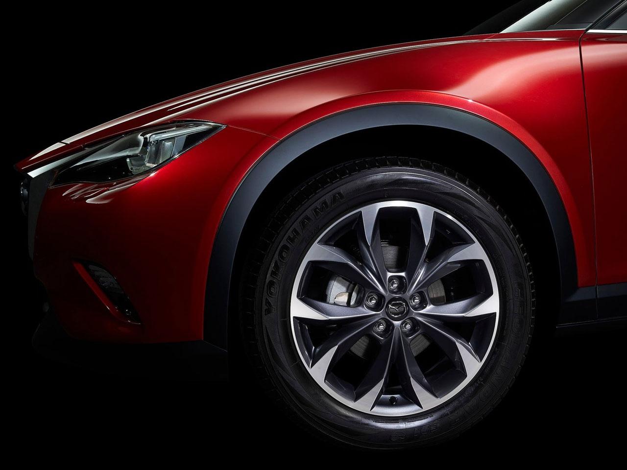 Detalle Mazda CX-4