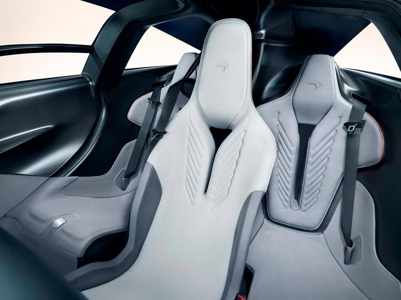 Interior McLaren Speedtail
