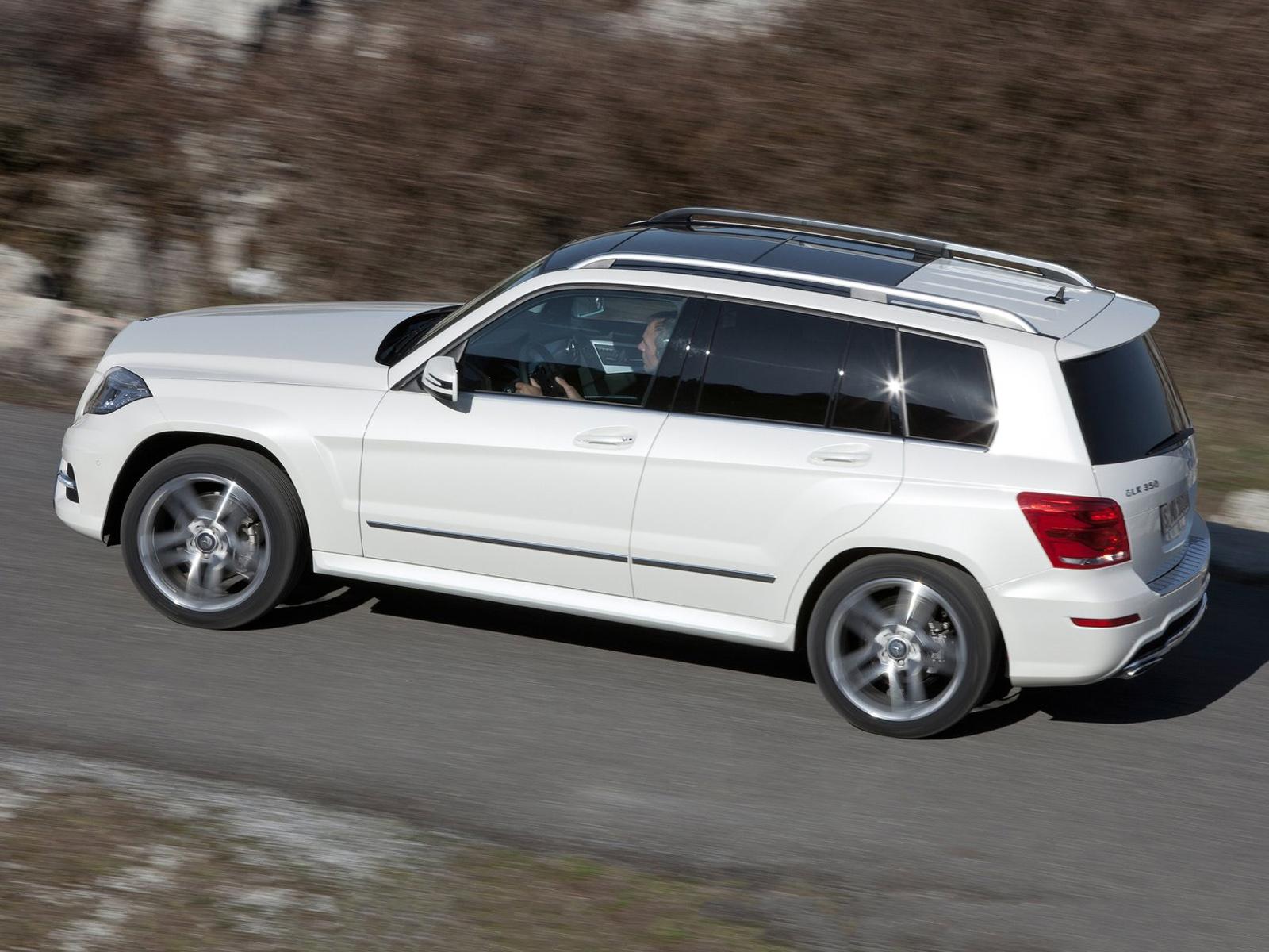 Lateral Mercedes GLK