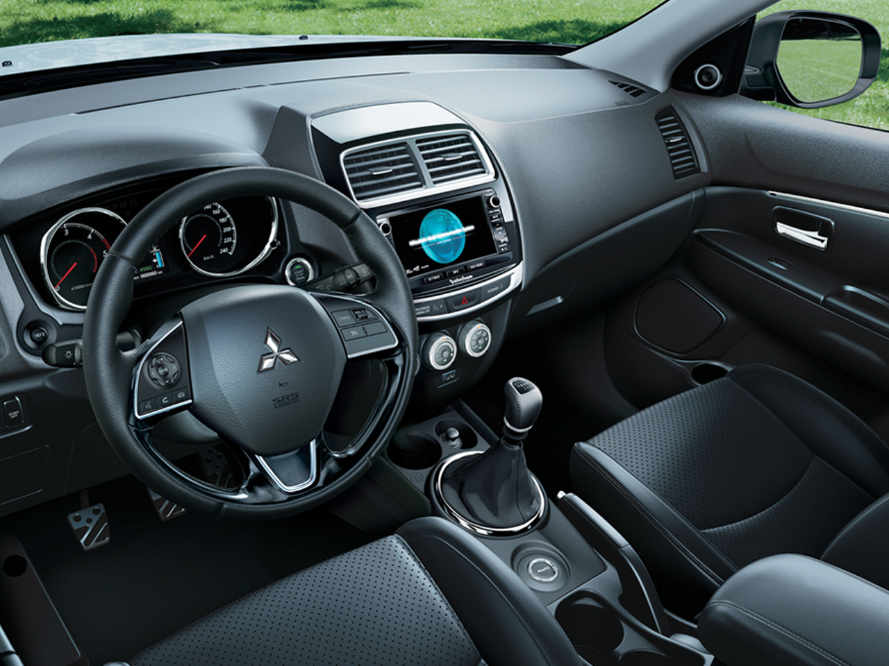 Interior Mitsubishi ASX
