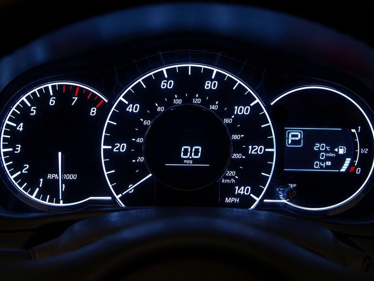 Interior Nissan Note