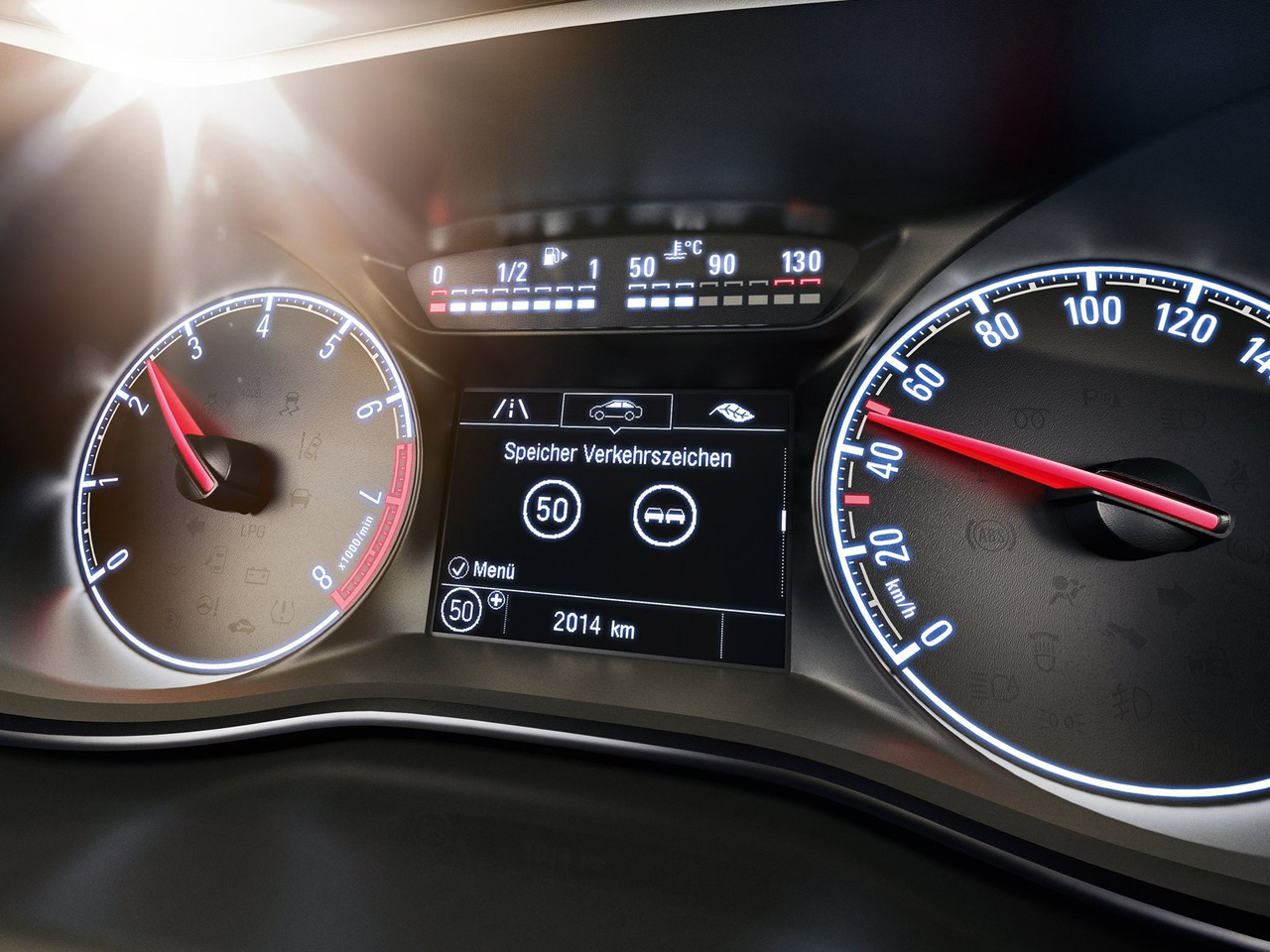 Detalle Opel Corsa