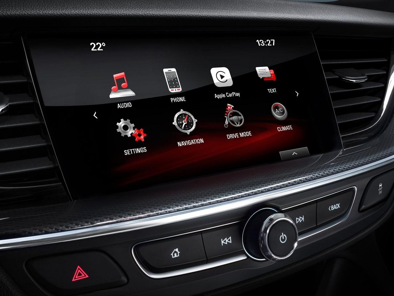 Interior Opel Insignia