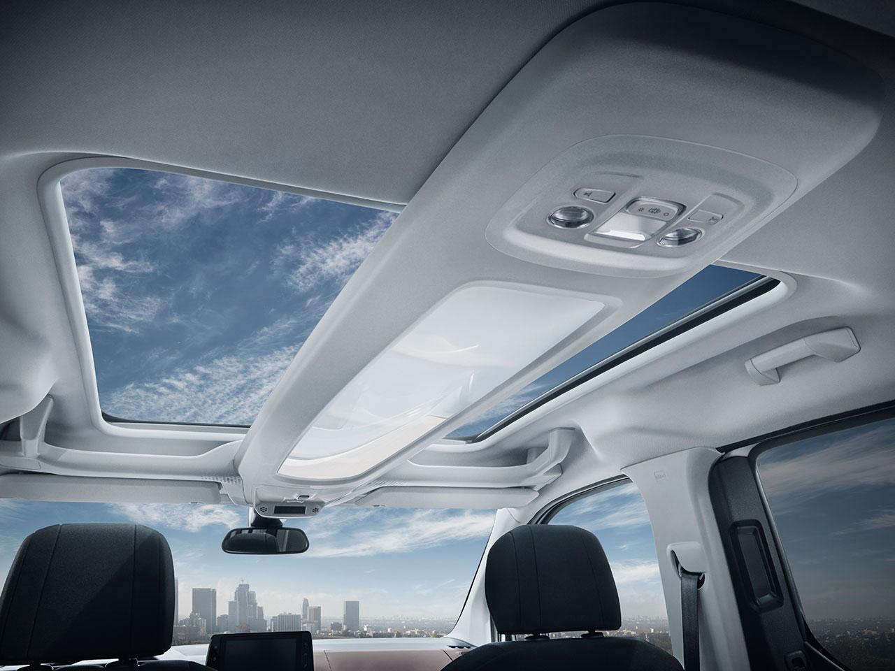 Interior Peugeot Rifter