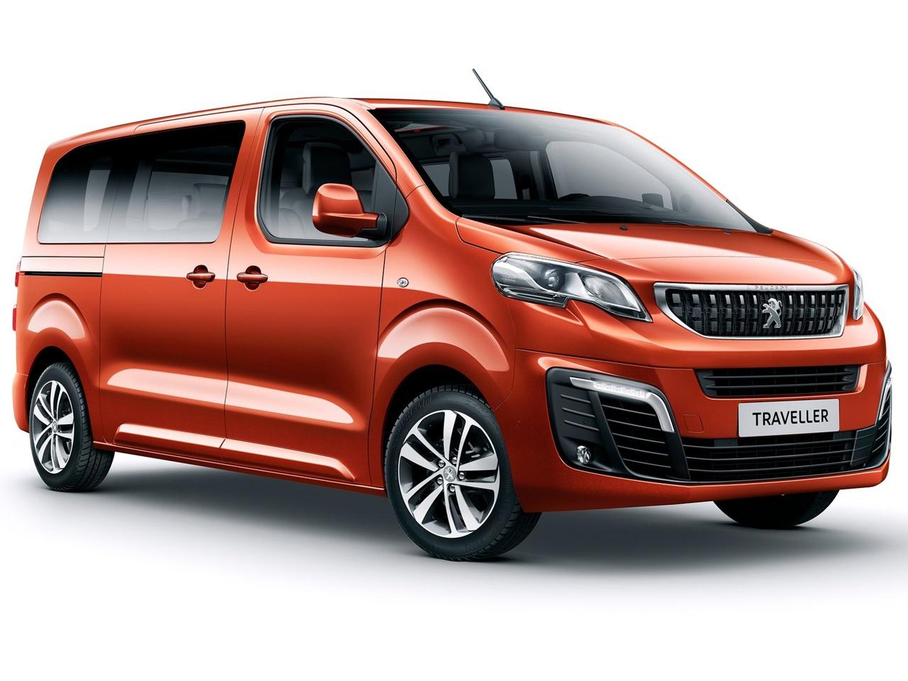 Peugeot Traveller exterior
