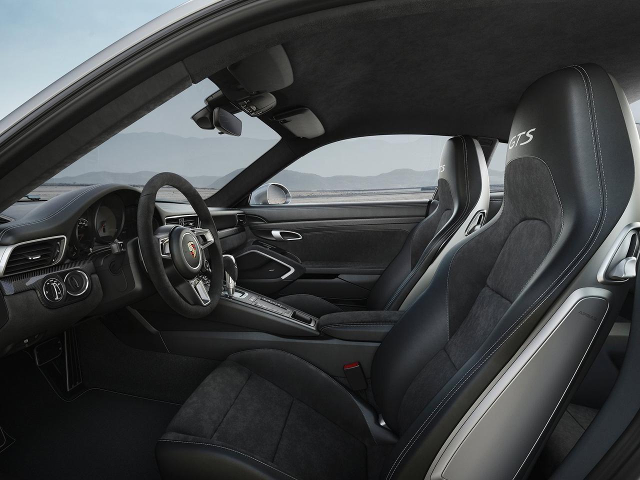 Interior Porsche 911