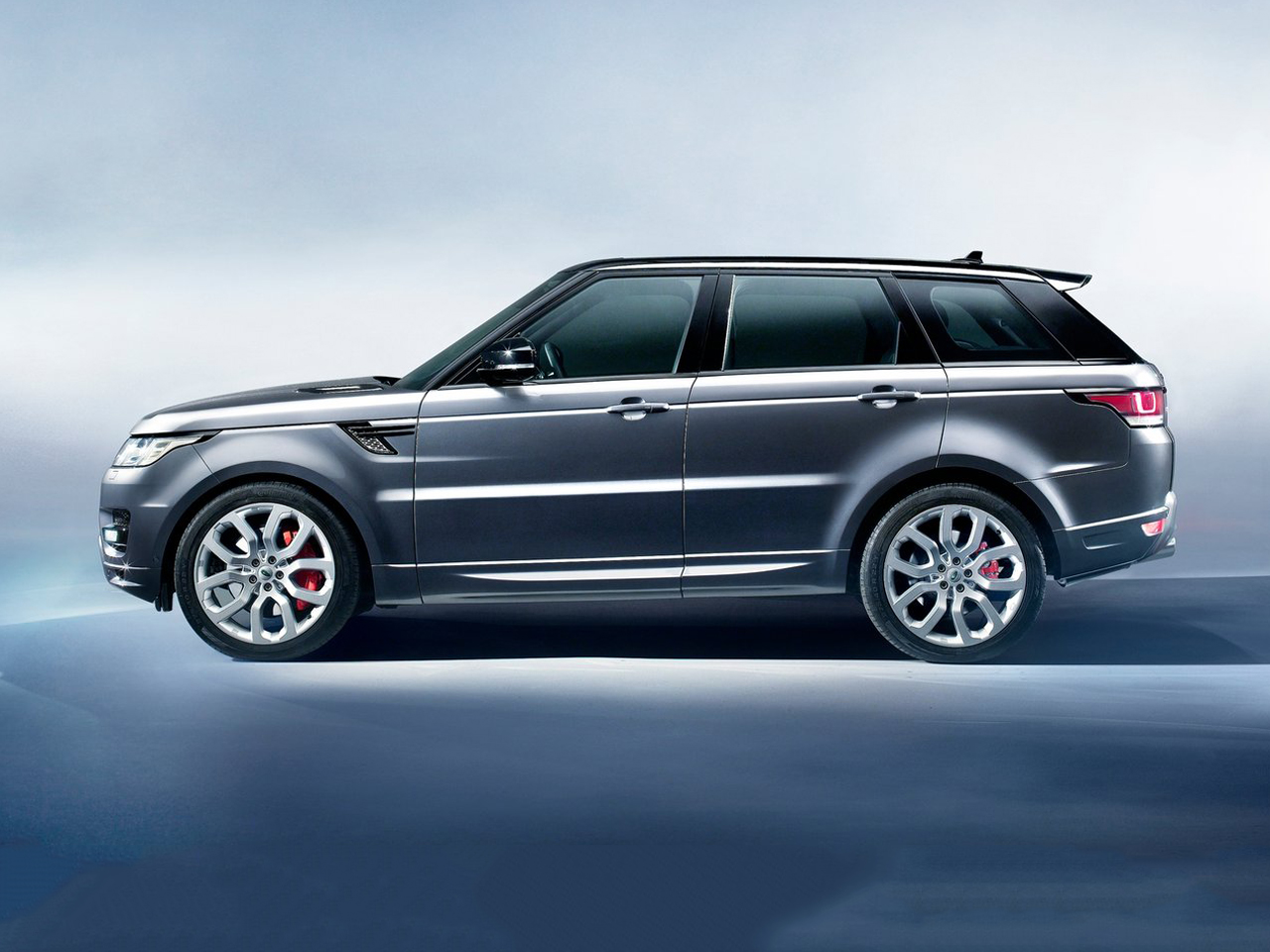 Lateral Range Rover Sport