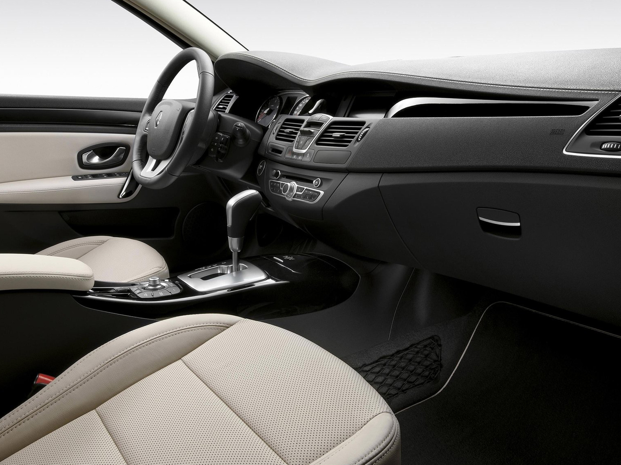 Interior Renault Laguna III