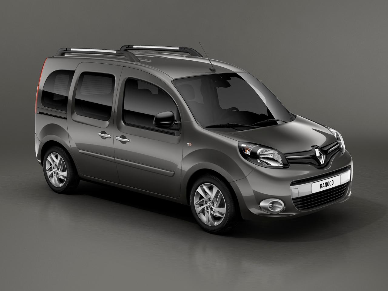Lateral Renault Kangoo Combi