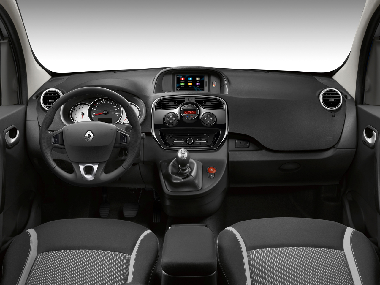 Interior Renault Kangoo Combi