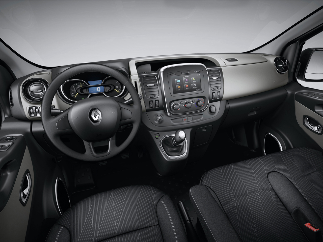 Interior Renault Trafic