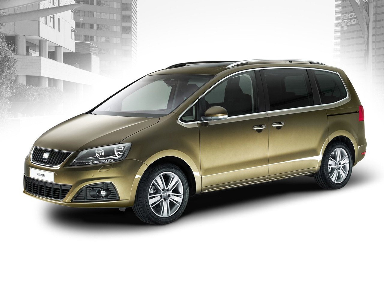 Frontal Seat Alhambra