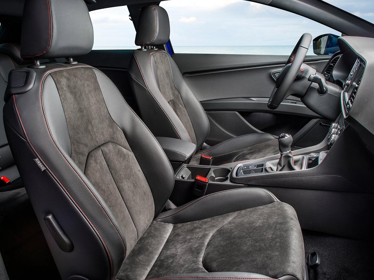 Interior Seat Leon