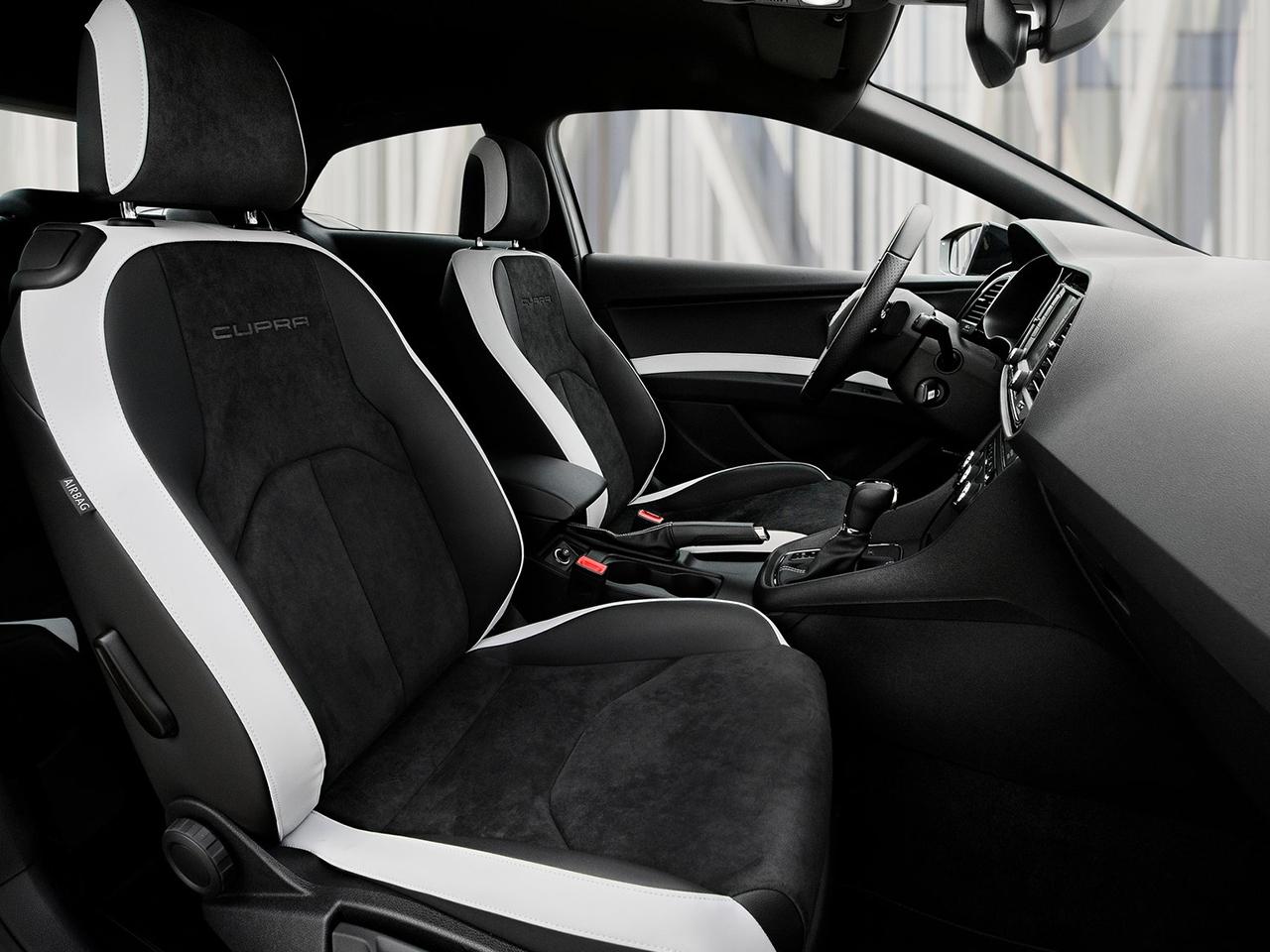 Interior Seat Leon Cupra
