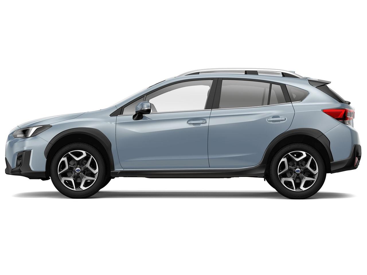 Lateral Subaru XV