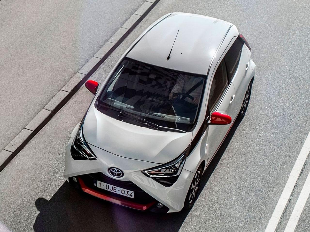 Techo Toyota Aygo