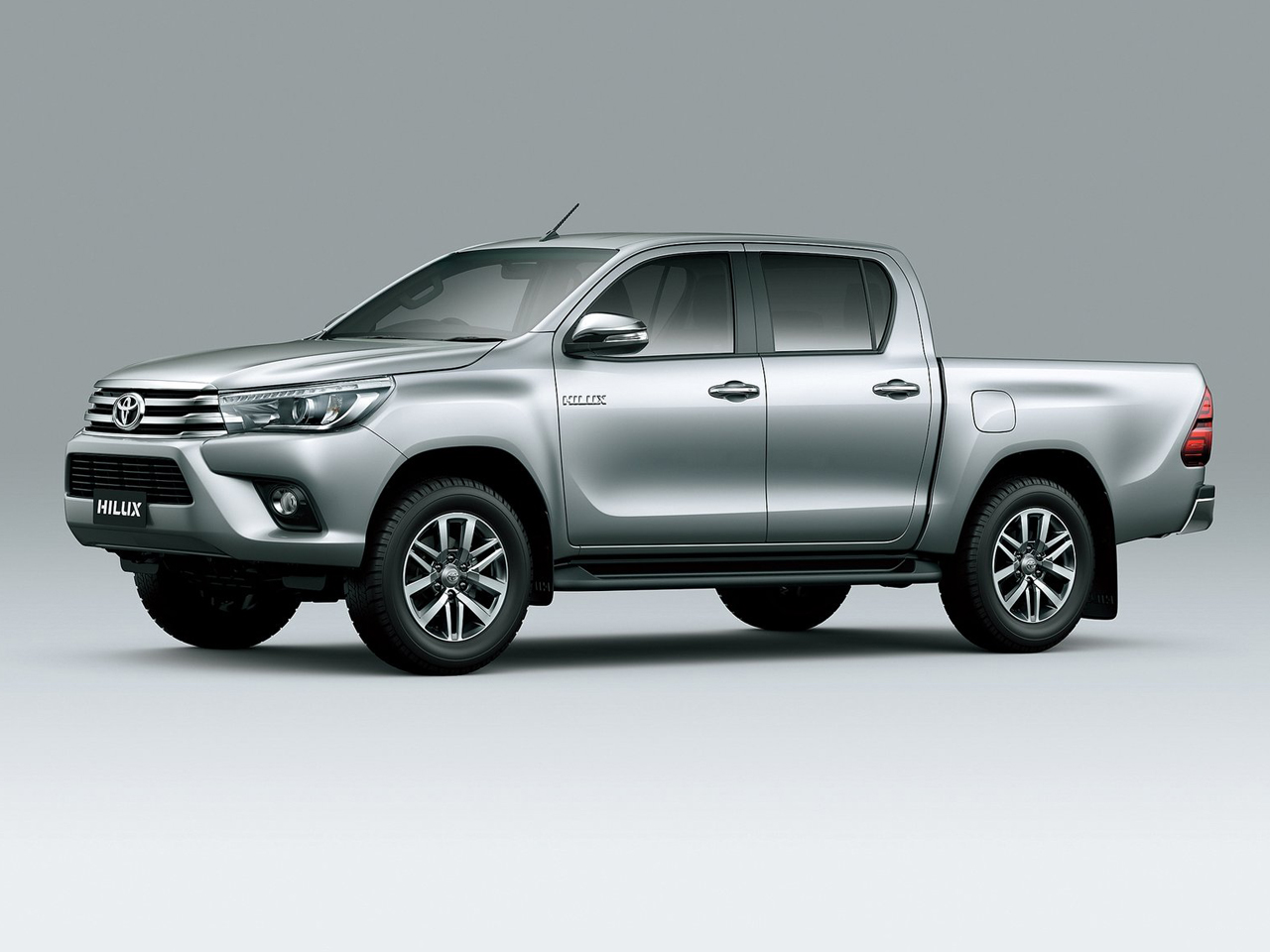 Frontal Toyota Hilux